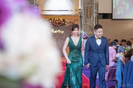 婚禮紀錄WEDDING | 高雄-和樂宴會館鳳山店-美滿廳  | 幸運草攝影工坊