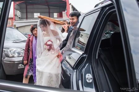 婚禮紀錄WEDDING | 台南-安南區鳳凰里活動中心| 幸運草攝影工坊