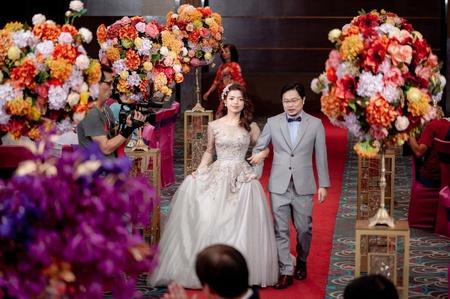 搶鮮版 2019.06.30 結婚晚宴 維多利亞酒店