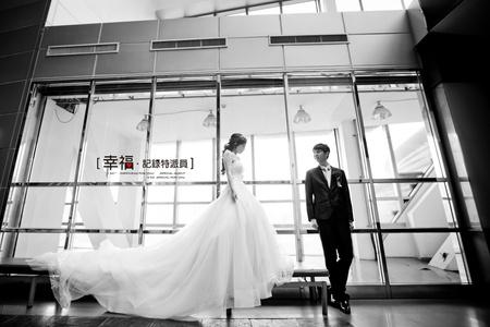 【婚禮記錄】- 練習愛情