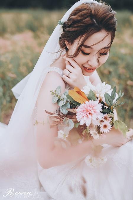RenRen 魏沐 慕朵影像 冉冉婚紗