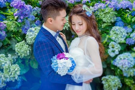 【華納婚紗】努力成為綻放希望的花