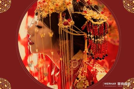 【華納婚紗】絕美!中式嫁衣!大集合