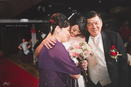 婚攝.婚禮紀錄 | Mario + Sween | 儷宴會館