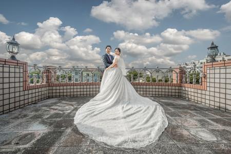 婚禮紀錄WEDDING | 台南-自宅訂結婚儀式 | 幸運草攝影工坊