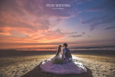 山岩花海 | 台北婚紗景點推薦 | 伊頓自助婚紗