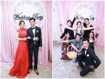 婚攝小游 | 台北和璞 饅頭爸團隊