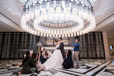 婚攝古柯杰 文華東方酒店 醫生夫妻