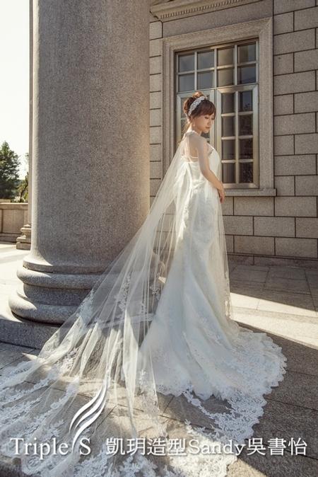 『凱玥新秘sandy吳書怡』新娘作品