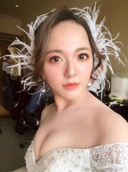 饅頭爸團隊 -新袐芯媛❤翊榛補請晚宴