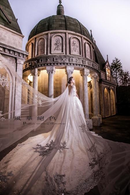 ❤️客照分享-愛麗絲的天空-風華絕色婚紗攝影