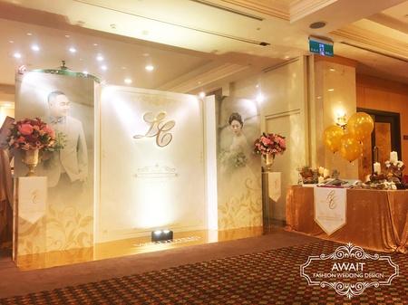 台東娜魯灣飯店婚禮佈置