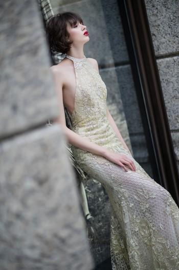 JENNY CHOU手工訂製婚紗