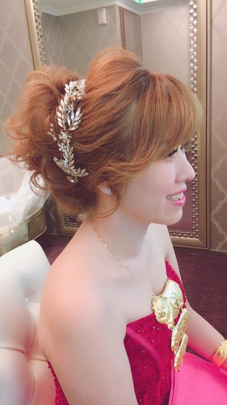 饅頭爸團隊 -新袐芯媛❤凱瑩結婚午宴