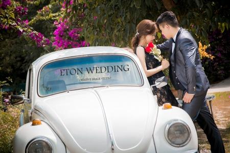 伊頓新竹婚紗分享-C&H客照