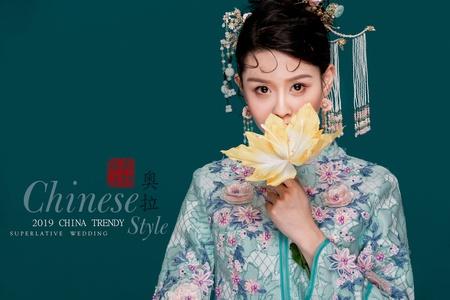 全新中式嫁衣