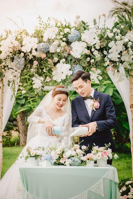 【戶外婚禮】客製化婚禮