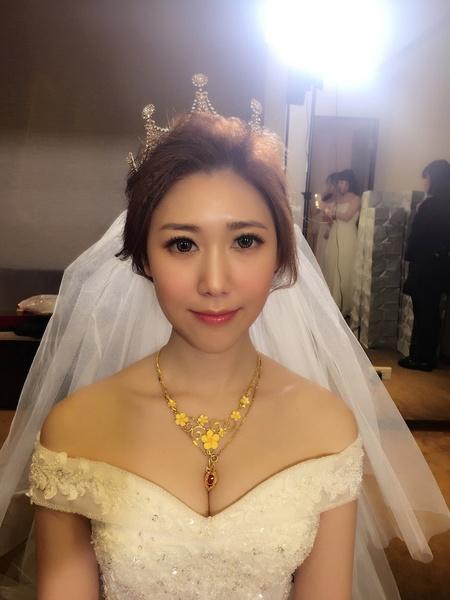 饅頭爸團隊–新袐芯媛❤育如訂結婚午宴