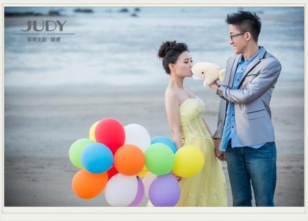 容豪❤️勝美 | JUDY文創.婚禮 | 台北外拍景點 | 陽明山花卉 | 擎天崗 |