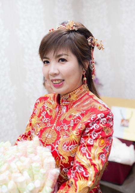 新娘  香-補請 斗六永茂安宴席