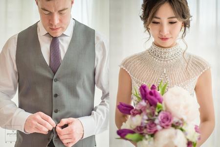婚禮紀錄 | The Lin 台中林酒店