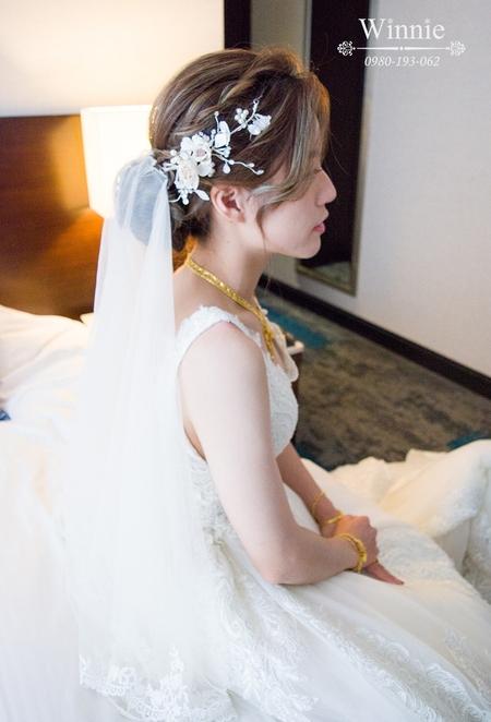 大方浪漫的婚宴(台南夏都飯店)