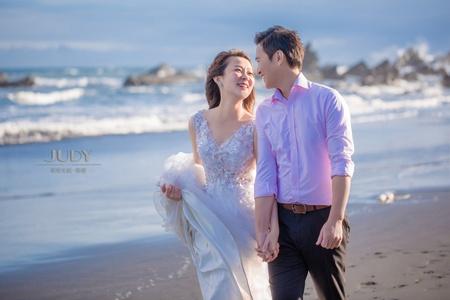 文杰❤️郁芳-JUDY茱蒂文創婚禮--宜蘭西格瑪花園-韓風內景-風格婚紗