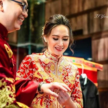 婚宴造型-故宮晶華-蘇蓉蓉新娘秘書