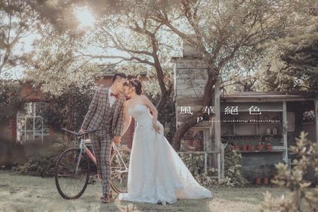 ❤️10月客照分享~風華絕色~/美式婚紗/婚紗基地/韓風/台北外拍景點推薦/婚紗攝影 /同性婚紗