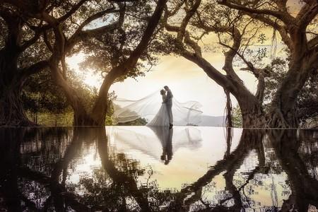 『婚紗攝影』影像