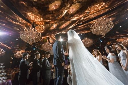 [婚攝] 台北君品酒店 | 婚禮紀錄 | William&Vivian - 奔跑少年