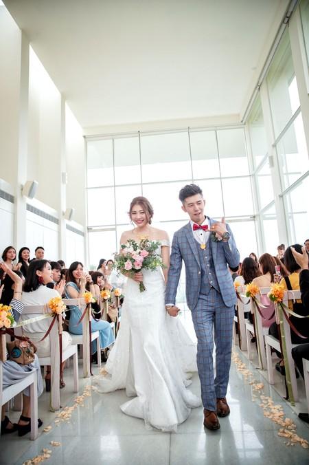 『證婚午宴』Chin&妞妞  心之芳庭