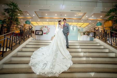 [婚禮攝影] 竑志&媛苓 / 結婚 / 台中僑園飯店