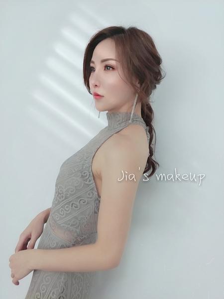 饅頭爸新秘團隊-宜佳❤雅婷時尚造型