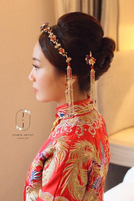 Bride -- 依凡  LONG BOB短髮造型