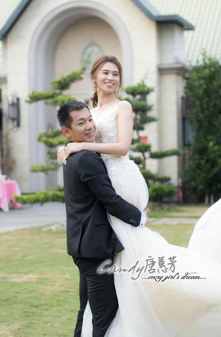 佩君結婚-台南大成庭園餐廳