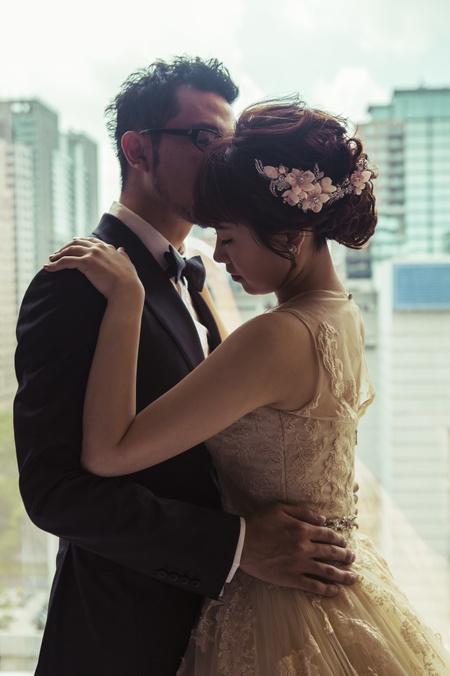 天方爵士辦喜事 | 訂婚 Suyeh & Nikki 台中林酒店
