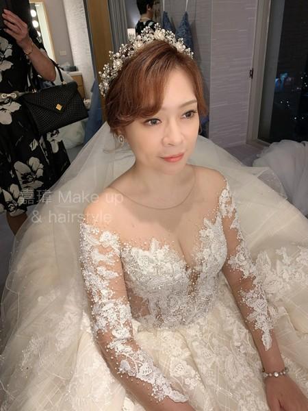 Bride 珊蓉