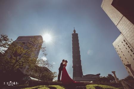 『洋』台北城市裡也有大景可以拍