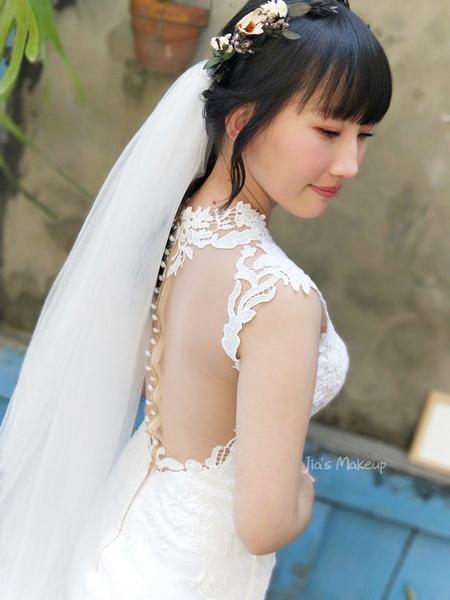 饅頭爸新秘團隊-宜佳❤英欣結婚