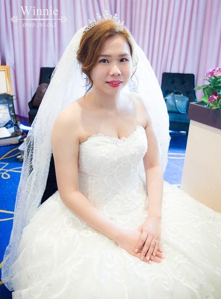 韓系質感新娘(台中)