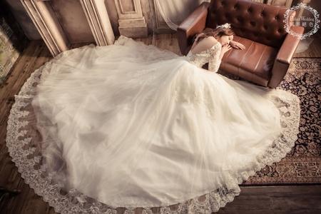 ❤️客照分享 連連-風華絕色婚紗攝影