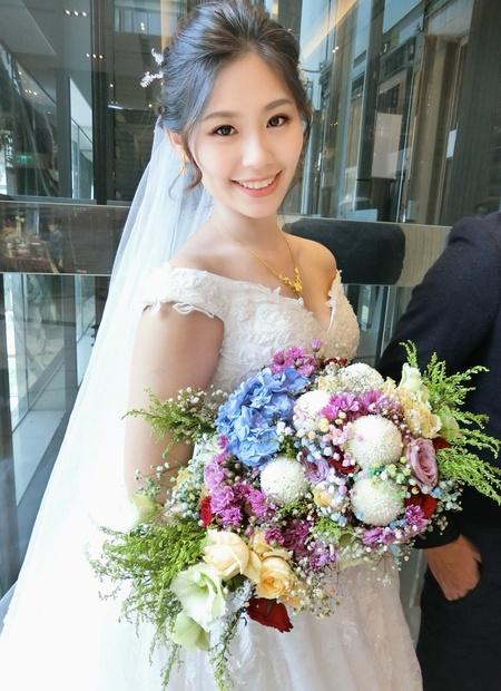 近期婚宴造型(107/8更新)