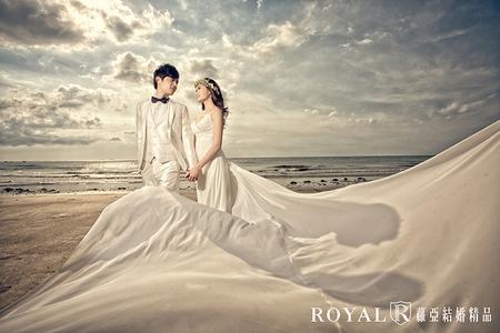 淡水沙崙海域婚紗照