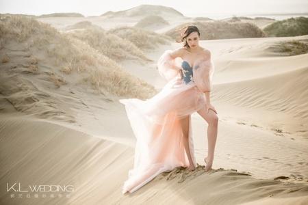 荒漠之花|新竹香山沙丘拍攝作品