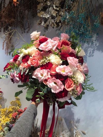 鮮度滿分的sheliya-flower雪麗亞花坊