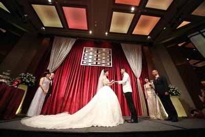 【JENNYCHOU】結婚就像夢想時裝秀