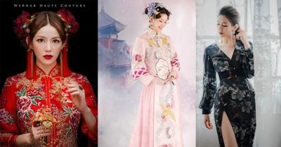 華納婚紗 根本是全台No.1中式婚紗&攝影 真...