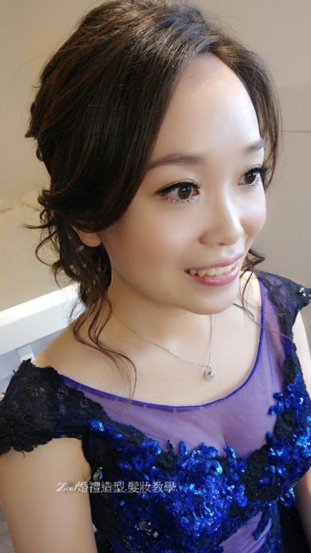 Zoe幸福新娘~誼(單妝髮)