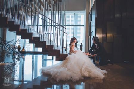 結婚午宴@W Hotel